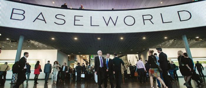 Basel Show 2015 basel show 2015 Basel Show 2015 Wohnen mit klassikern Daman Caliber Fair Baselworld 2015 in Basel