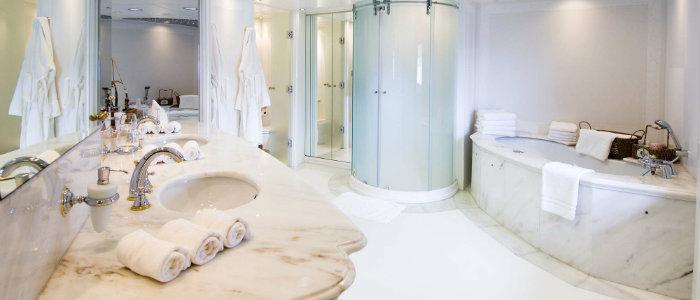 Badezimmer in acht Schritten zum SPA umgestalten  Badezimmer in fünf Schritten zum SPA umgestalten wohnen mit klassikern luxuri  se badezimmer design  Home wohnen mit klassikern luxuri C3 B6se badezimmer design