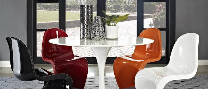 Klassisch Wohnen Panton Stuhl – Wohnen Mit Klassikern
