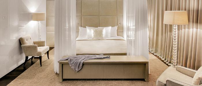Wohnen nach wunsch mit Innenarchitektur Schlafzimmer von Appia Contract