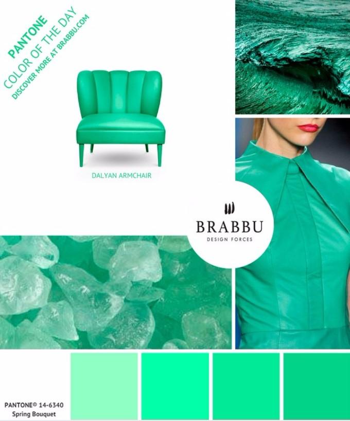 Unglaubliche Exklusive Möbel Design mit Pantone Farben exklusive möbel design Unglaubliche Exklusive Möbel Design mit Pantone Farben Spring Bouquet