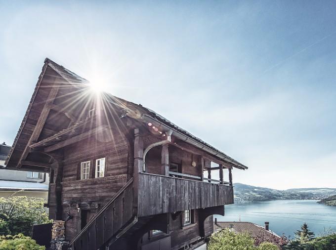 luxus chalets Atemberaubende Luxus Chalets für Winterurlaub in der Natur DSC 9778k 2