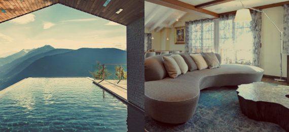 luxus chalets Atemberaubende Luxus Chalets für Winterurlaub in der Natur collage 1 570x260 ÜBER collage 1 570x260