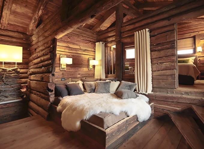 luxus chalets Atemberaubende Luxus Chalets für Winterurlaub in der Natur mascognaz3a