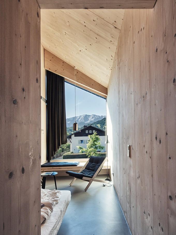 luxus chalets Atemberaubende Luxus Chalets für Winterurlaub in der Natur quartier gapa3 2