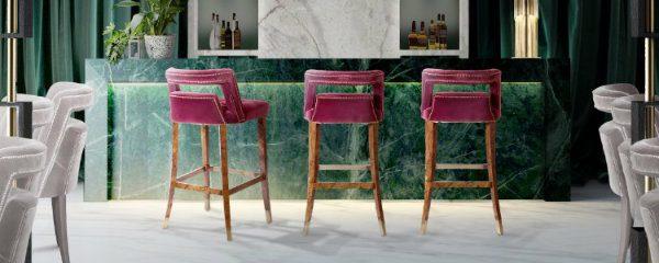 moderne barstühle 5 moderne Barstühle für ein Frisches Bar Design Hotel brabbu project 1 HR 600x240