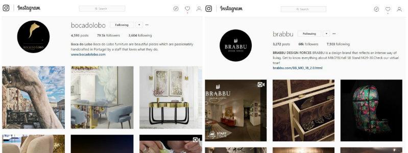 design-möbel Top Instagram Konten für Design-Möbel capa 3