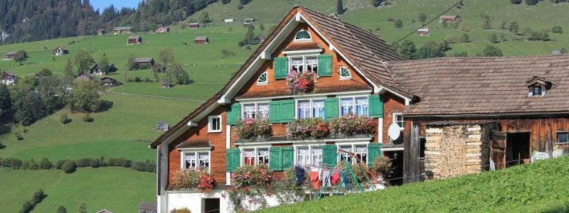 modernes design Modernes Design für perfekte Sommer Chalets chalet 1350420 1920 1