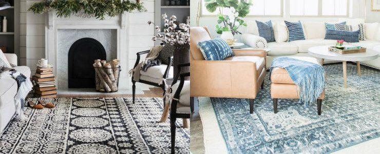 moderne teppiche Moderne Teppiche für ein außergewöhnliches Design collage 2 740x300