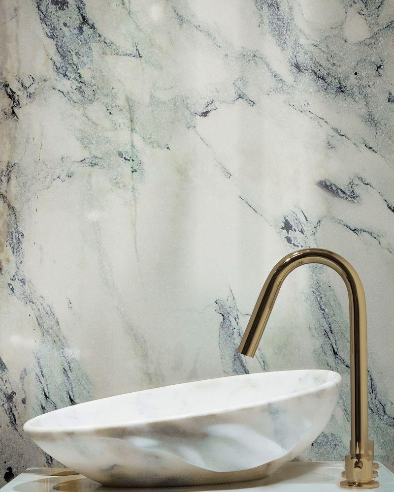 Das Herbst-Badezimmer: Luxus und Herbst kommen zusammen 107 1 1
