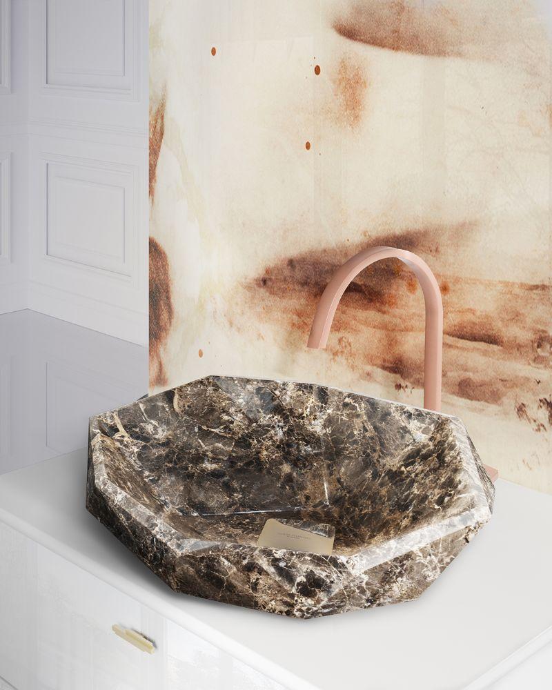Das Herbst-Badezimmer: Luxus und Herbst kommen zusammen 108 1 1