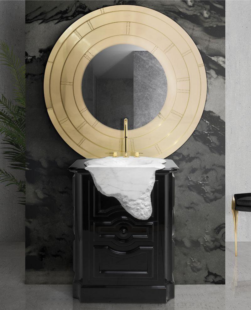Das Herbst-Badezimmer: Luxus und Herbst kommen zusammen 86 1