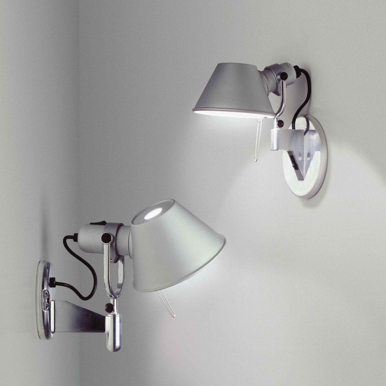 Light and building 2020: Die unglaubliche Wandleuchte-Designs Tolomeo Faretto micro