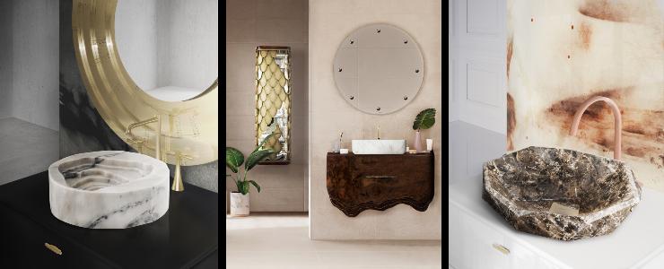 Das Herbst-Badezimmer: Luxus und Herbst kommen zusammen Untitled
