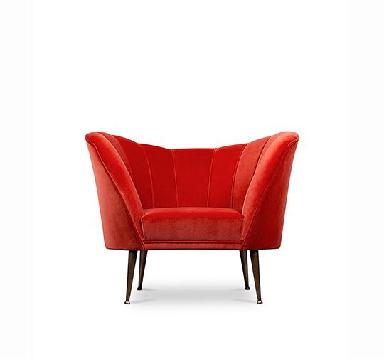 Beste moderne Stühle-Trends für IMM Köln 2020 andes armchair 1 HR