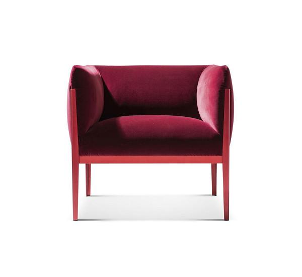 Beste moderne Stühle-Trends für IMM Köln 2020 cotone armchair cassina