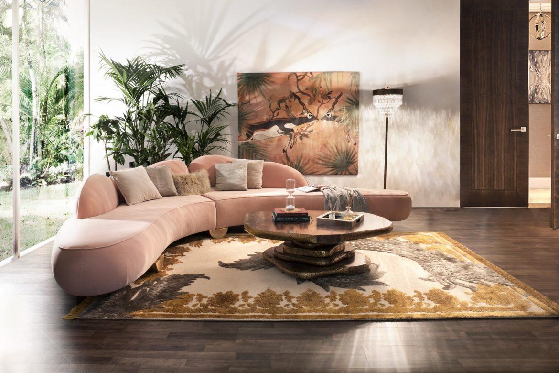 2020 Wohnzimmer Neuheiten: Couchtische Living Room 1