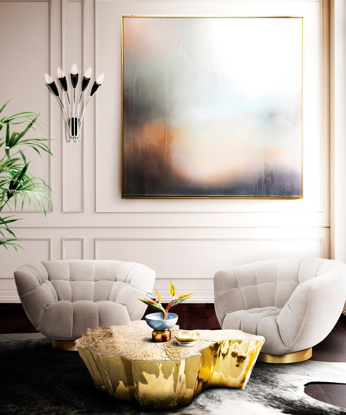 2020 Wohnzimmer Neuheiten: Couchtische ambience 90