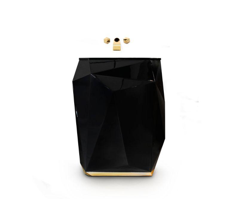 Unglaubliche Winter-Inspirationen für ein luxuriöses Badezimmer diamond freestand 1 HR