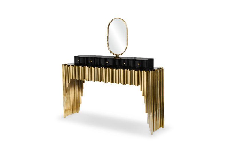 Unglaubliche Winter-Inspirationen für ein luxuriöses Badezimmer symphony dressing table 2 HR