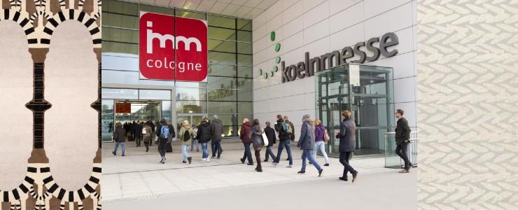 Hervorragende Teppiche, die Sie live auf der imm Cologne sehen können Capa 3