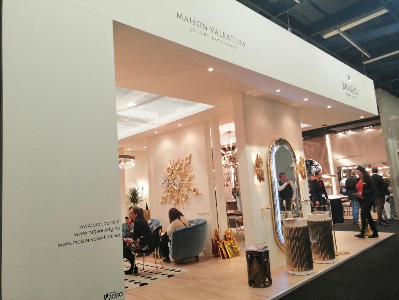 Luxuriöse Badezimmer im IMM Cologne 2020-Maison Valentina IMG 20200114 123141 1