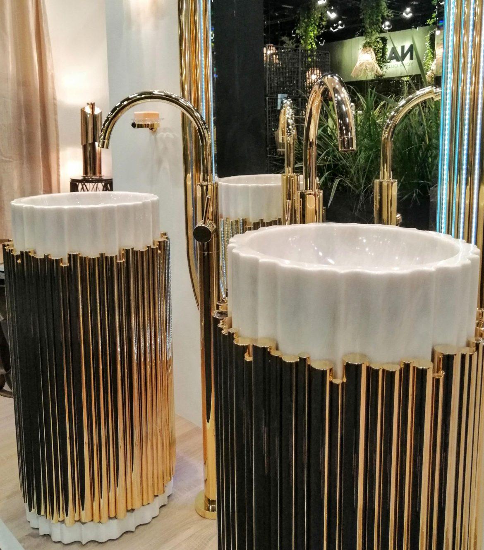 Luxuriöse Badezimmer im IMM Cologne 2020-Maison Valentina IMG 20200114 1506062 1