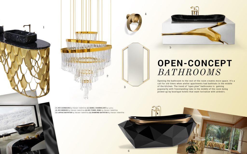 Luxus-Badezimmer: Erstaunliche Badewannen Inspiration luxury bathrooms moodboards highlight amazing bathtubs 5 1024x640 1