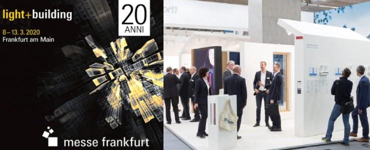 Die Veranstaltung Light and Building 2020 ist da Capa 9